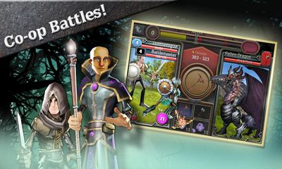 Download Quests & Sorcery Android free game.