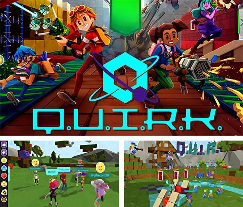 Q.U.I.R.K: Build your own games and fantasy world