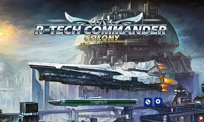 R-Tech Commander Colony poster