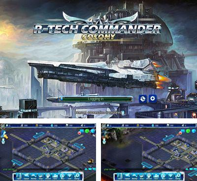 R-Tech Commander Colony