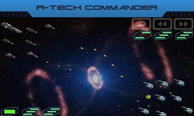 R-Tech Commander Galaxy poster