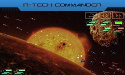 R-Tech Commander Galaxy screenshot 3