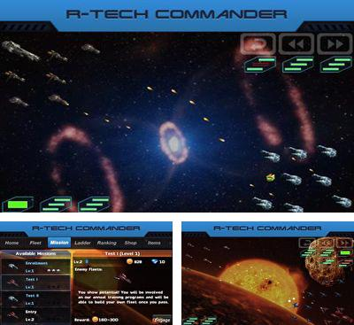 In addition to the game 3D Rhythm Action R-tap Global for Android phones and tablets, you can also download R-Tech Commander Galaxy for free.