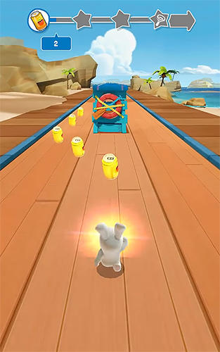 Rabbids: Crazy rush screenshot 3