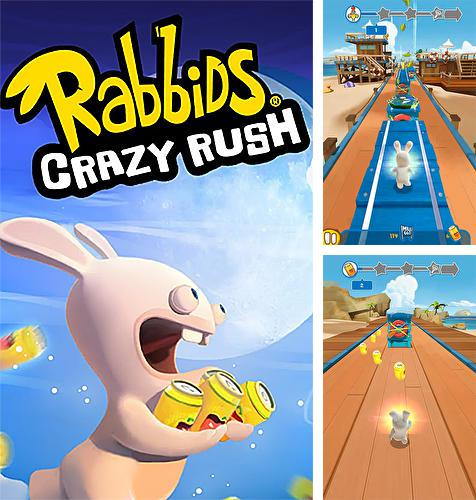 In addition to the game Rabbids Go Phone Again HD for Android phones and tablets, you can also download Rabbids: Crazy rush for free.