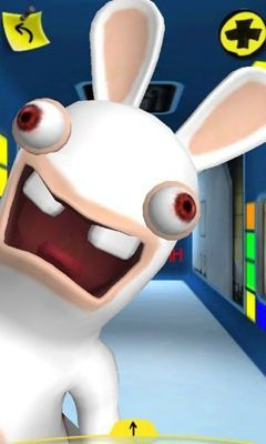 Rabbids Go Phone Again HD скриншот 2