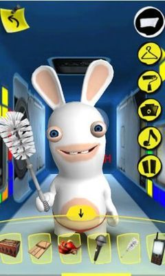 Rabbids Go Phone Again HD скриншот 5