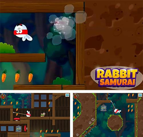 In addition to the game Rabbit samurai: Rope swing hero for Android, you can download other free Android games for Supra M72DG.