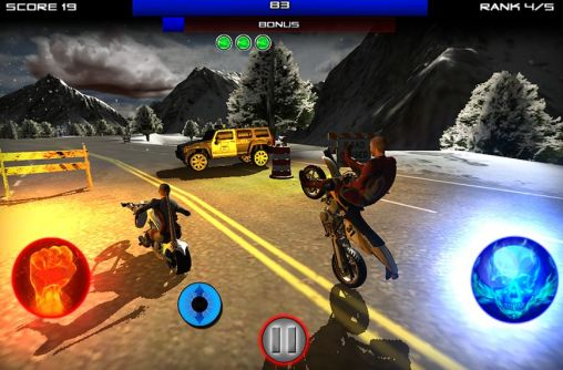 Race stunt fight 3! screenshot 2