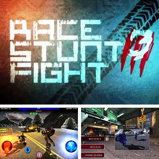 In addition to the game Race, Stunt, Fight 2 for Android phones and tablets, you can also download Race stunt fight 3! for free.