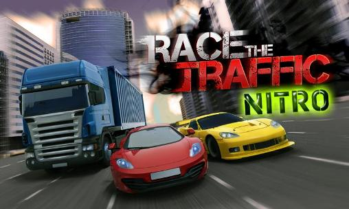 Race the traffic nitro poster