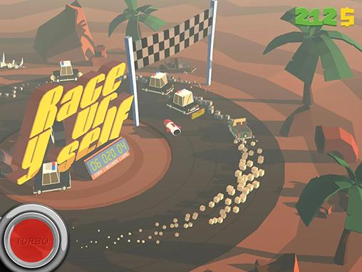 Screenshots von Race yourself für Android-Tablet, Smartphone.