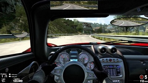 Гра GT Racing Motor Academy HD на Android - повна версія.