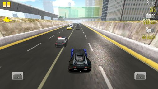 Racing challenges. Speed: ​​Car racing картинка из игры 3