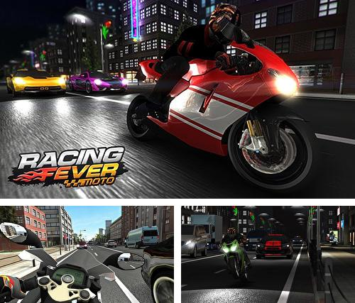 Racing fever: Moto for Android - Download APK free