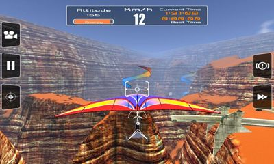 Racing Glider screenshot 2