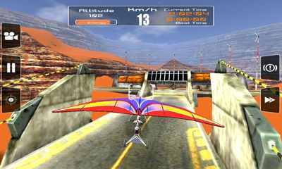Racing Glider screenshot 4