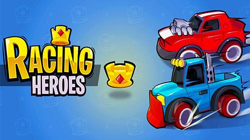 Racing heroes poster
