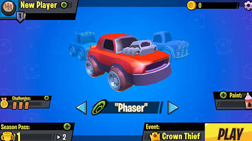 Racing heroes screenshot 5