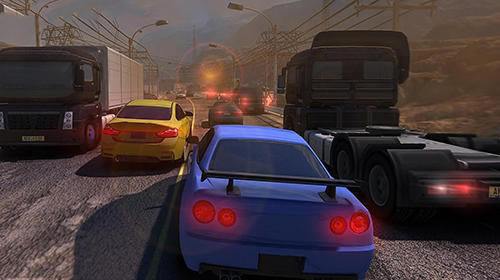 Racing horizon: Unlimited race für Android spielen. Spiel Racing Horizon: Ultimatives Rennen kostenloser Download.