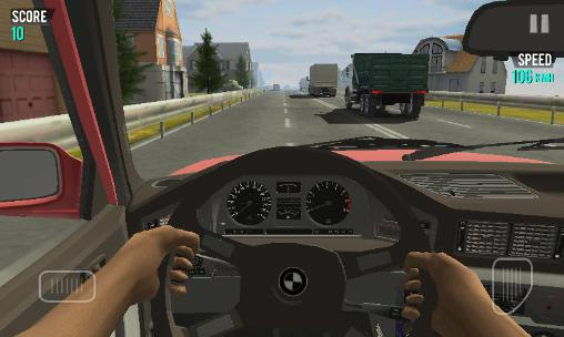 Racing in car for Android - Download APK free