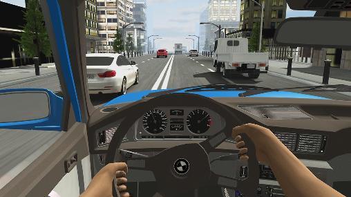 racing in car 2 mod apk money