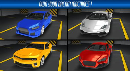 Racing in traffic screenshot 3