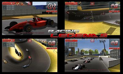 Racing Legends screenshot 1