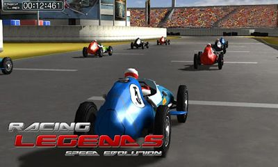Racing Legends screenshot 2