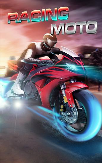 Racing moto by Smoote mobile обложка
