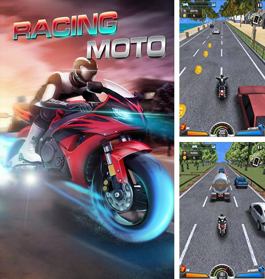 Racing moto by Smoote mobile