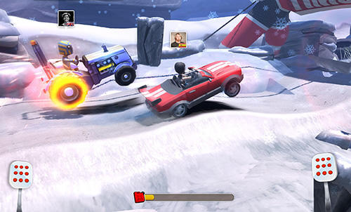 Racing rocket screenshot 1
