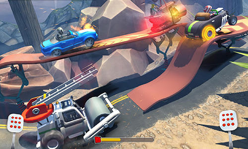 Racing rocket screenshot 3