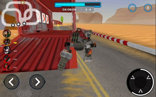 Racing tank 2 screenshot 2