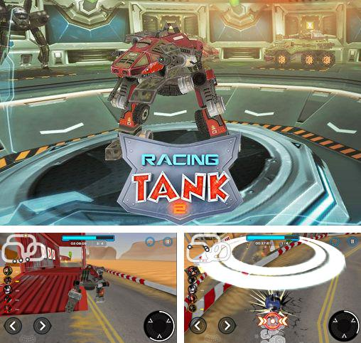 In addition to the game Badayer Racing for Android phones and tablets, you can also download Racing tank 2 for free.