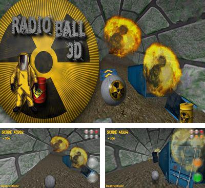 In addition to the game Zodiac Blast for Android phones and tablets, you can also download Radio Ball 3D for free.