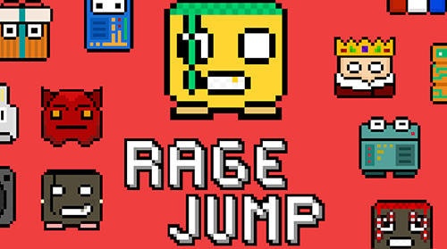 Rage jump poster