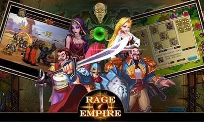 Rage Of Empire poster