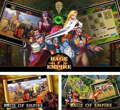 In addition to the game Devils at the Gate for Android phones and tablets, you can also download Rage Of Empire for free.