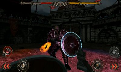 Screenshots von Rage of the Gladiator für Android-Tablet, Smartphone.