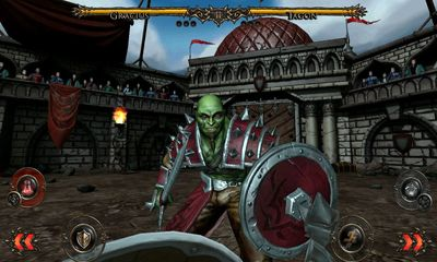 Get full version of Android apk app Rage of the Gladiator for tablet and phone.