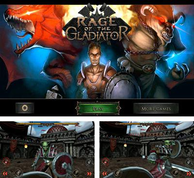 In addition to the game Blood & Glory for Android phones and tablets, you can also download Rage of the Gladiator for free.