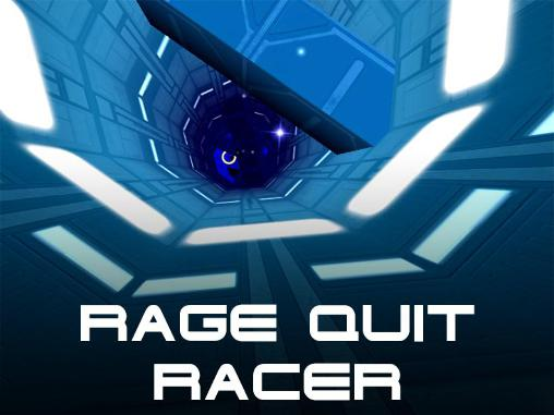 Rage quit racer poster