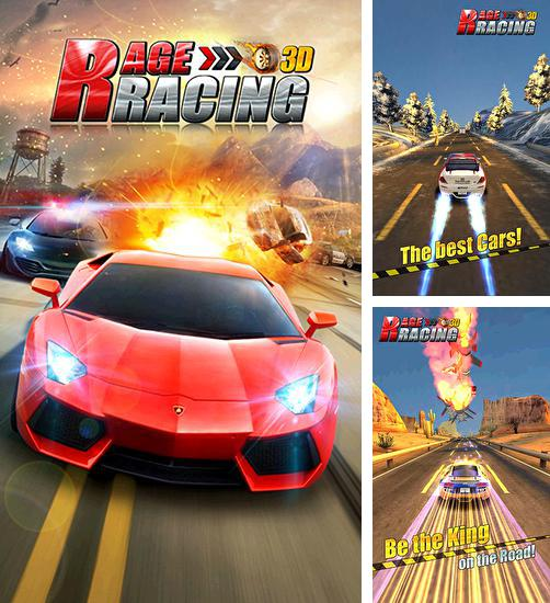 Rage racing 3D for Android - Download APK free