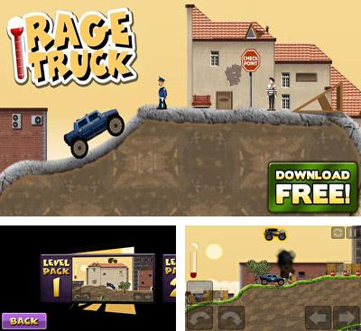 In addition to the game Outlaw Racing for Android phones and tablets, you can also download Rage Truck for free.