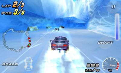Raging Thunder 2 screenshot 1