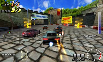 Raging Thunder 2 screenshot 3