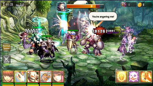Ragnarok rush screenshot 2