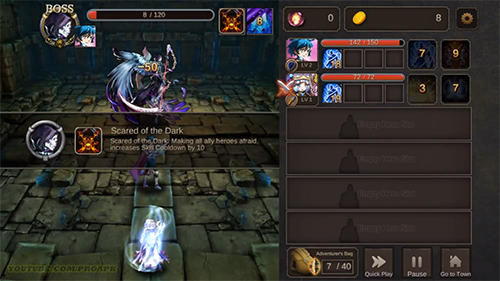 Raid master: Epic relic chaser скриншот 2