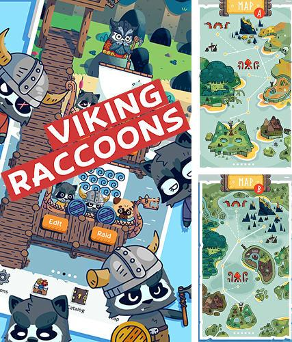 Raidcoons: The viking raccoons